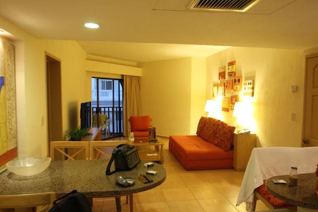 堀江さんのホテル