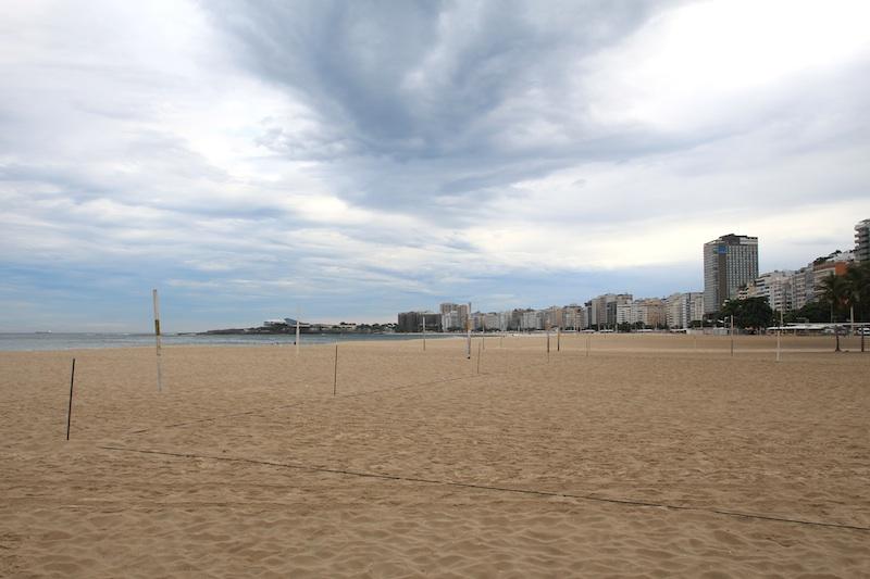 右のビーチ