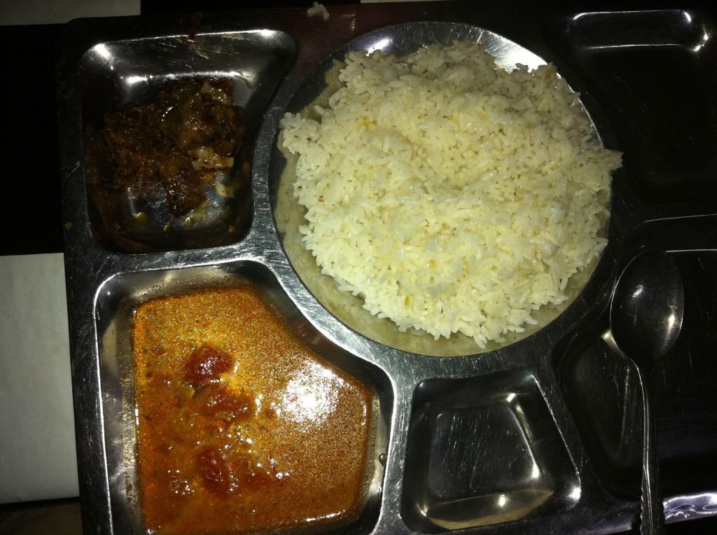 タンザニアご飯