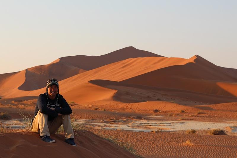 かつお砂漠