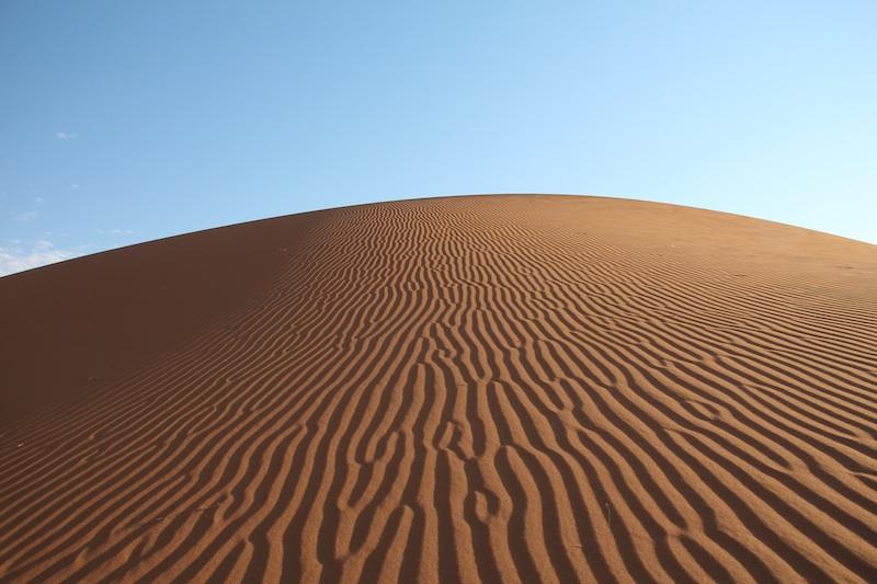 美しい砂漠2