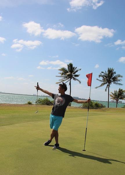 グリーンゴルフ