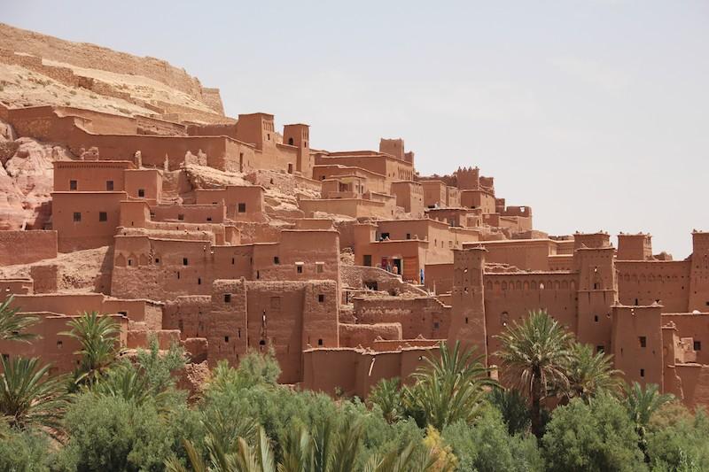 2モロッコ城