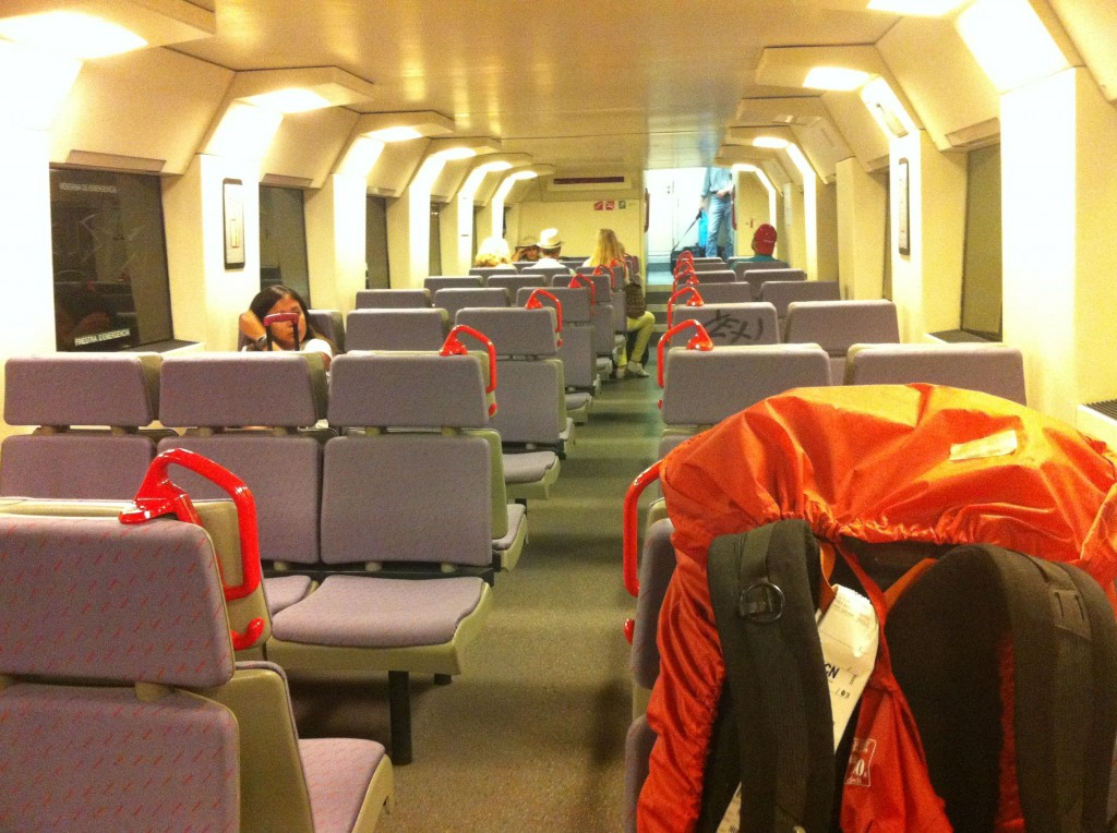 電車スペイン