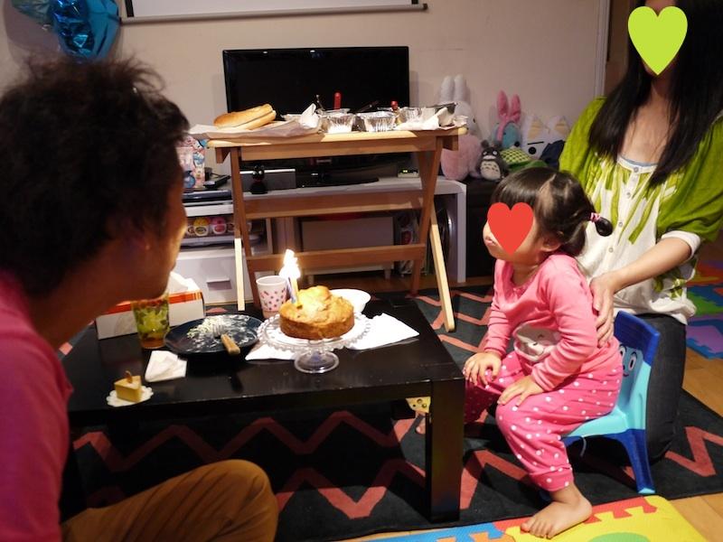 さなちゃん誕生日